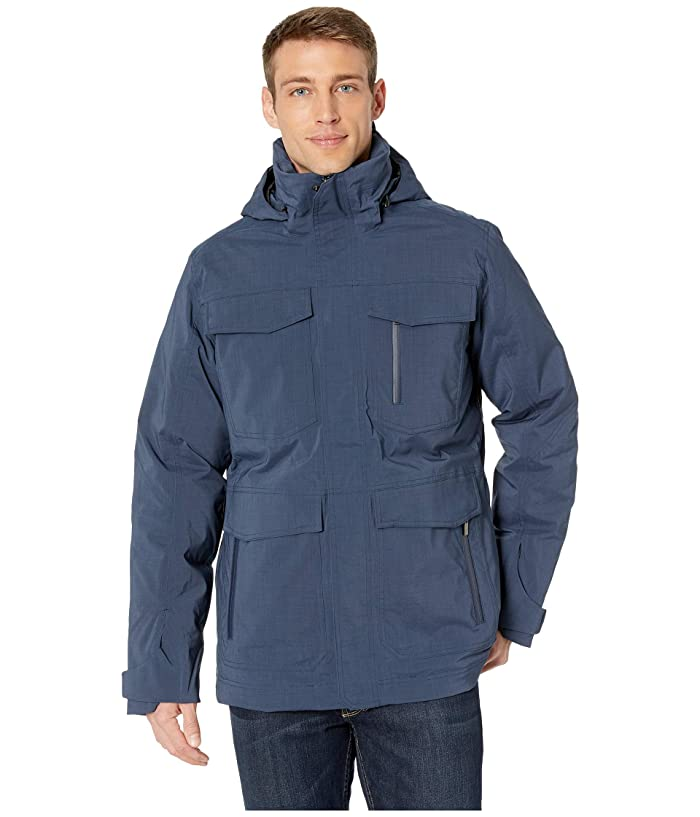 NAU Reykjavik Down Jacket (Navy) Men