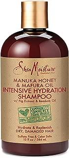 Best shea moisture manuka shampoo Reviews