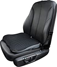 Dreamer Car Wedge Seat Cushion with Strap -Memory Foam Coccyx Wedge Pad -Orthopedic Support and Pain Relief for Lower Bac...