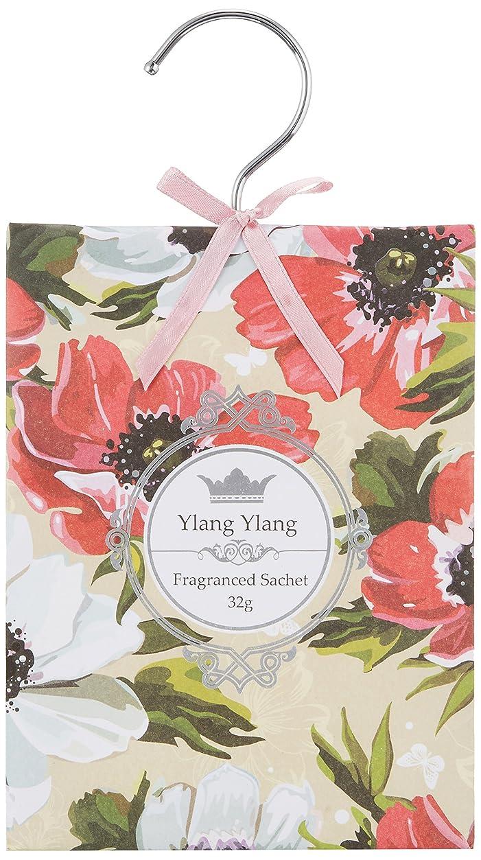 はずもろいコンソールスパイス フレグランスハンギングサシェ Ylang Ylang