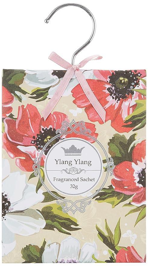 繰り返したコンペで出来ているスパイス フレグランスハンギングサシェ Ylang Ylang