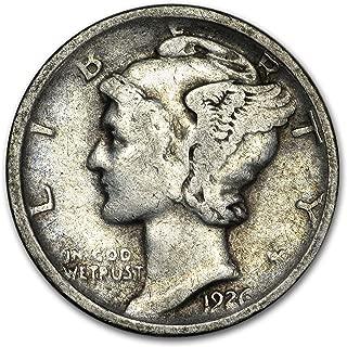 1926 D Mercury Dime Good/VG Dime Good
