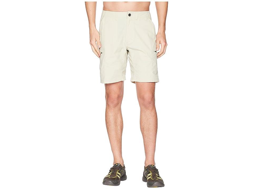 ExOfficio Sol Cool Camino 8.5 Shorts (Light Stone) Men