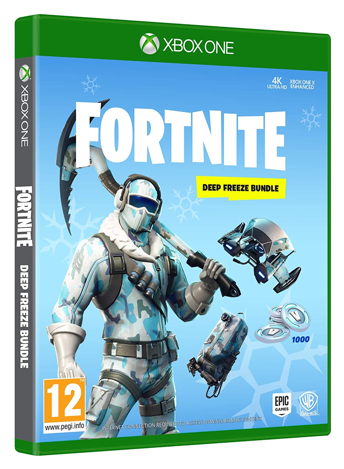 Amazon Com Fortnite Deep Freeze Bundle Ps4 Video Games You can filter by console or region. fortnite deep freeze bundle ps4