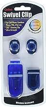 Cellet Blue Swivel Belt Clip for Car mount, GPS, Walkie-Talkie, Apple iPhone Xr/Xs/Xs..