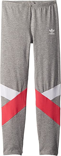 adidas Originals Kids Leggings (Little Kids/Big Kids)