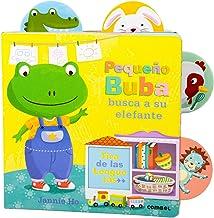Pequeño Buba busca a su elefante (Pequeñas sorpresas) (Spanish Edition)