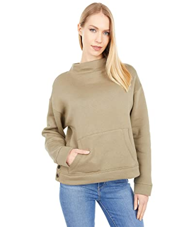Madewell Turtleneck Sweatshirt (British Surplus) Women