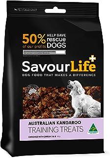 SavourLife Australian Kangaroo Training Treats, 165 Grams