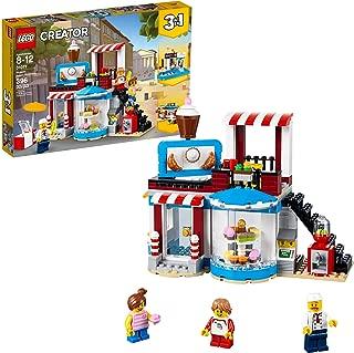 LEGO Creator 3in1 Modular Sweet Surprises 31077 Building Kit (396 Pieces) (Renewed)