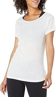 SOFFE womens Squad Strappy Tee Shirt