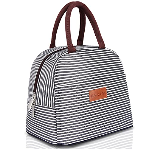 BALORAY Lunch Bag Tote Bag Lunch Bag for Women Lunch Box Insulated Lunch  Container 9cf8d1af734cc