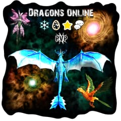 free online multiplayer pvp - player vs player with on off button bosses and enemies, team up to take them down easier large beautiful environments including underwater map dragons, fairy, phoenix, tripods and caveworms customisations, tails, colours...
