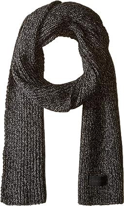 Marled Ragg Wool Scarf