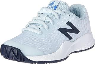 New Balance Boys 996v3 Tennis Shoes, Light Porcelain
