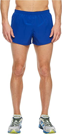 "Accelerate 3"" Split Shorts"