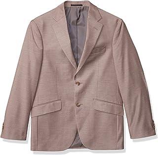 Men's Slim Fit Suit Separate Jacket, Taupe, 38R