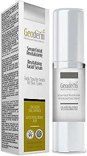 Sérum Facial con Ácido hialurónico Puro y Vitamina c | Serum Facial Ecológico | Concentrado Facial con Aloe Vera - Vitamin...