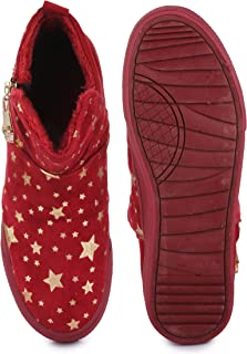 Hanna Stylish & Comfortable Wear Slip-on Star Shoes for Women