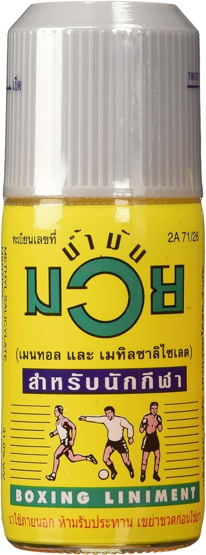 3x100g Analgesic Cream Namman Muay Cool Warm Back Neck Muscle Ache Pain Relief