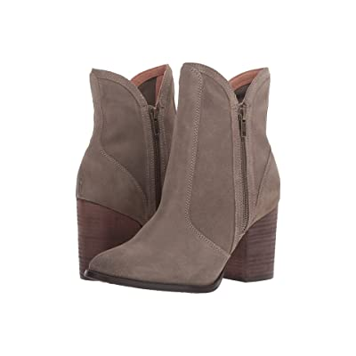 Seychelles Lori Penny (Taupe Suede) Women