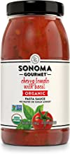 Sonoma Gourmet, Organic Cherry Tomato with Basil - 1 case (pack of 6)