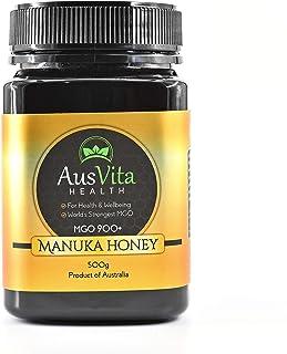 AusVita Certified Manuka honey Highest MGO in UAE (MGO 900+) 500g