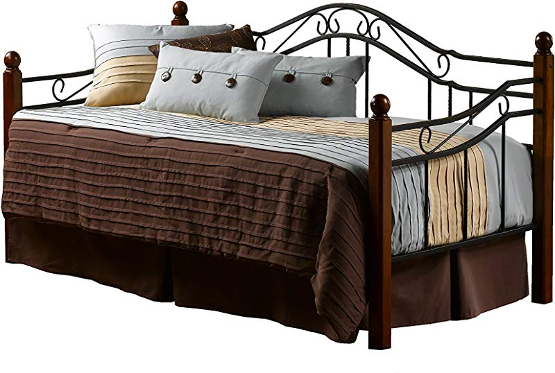 Hillsdale Furniture 1010DBLHTR Madison Daybed With With Pull Out Trundle