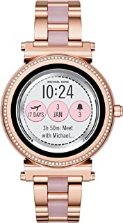 Best michael kors sofie smartwatch gold Reviews