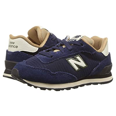 New Balance Kids KL515v1I (Infant/Toddler) (Pigment/Hemp) Boys Shoes