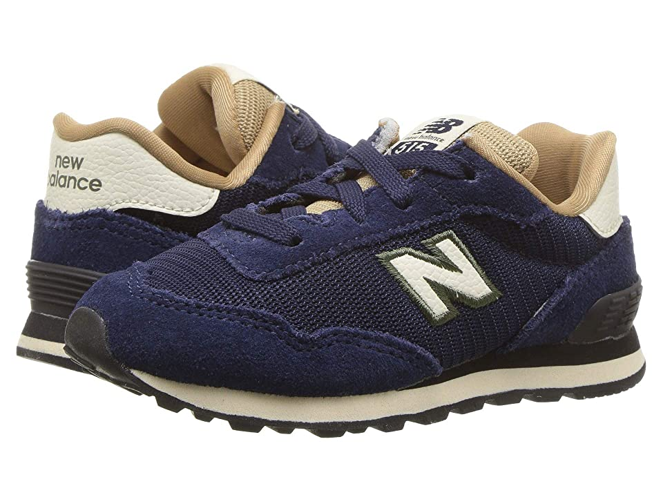 New Balance Kids KL515v1I (Infant/Toddler) (Pigment/Hemp) Boys Shoes
