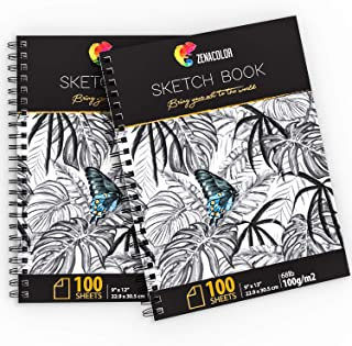 Best sketchbook with removable pages Reviews
