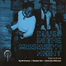 Blues in the Mississippi Night featuring Big Bill Broonzy, Memphis Slim, Sonny Boy Williamson