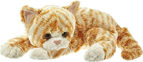 yellow cat plush
