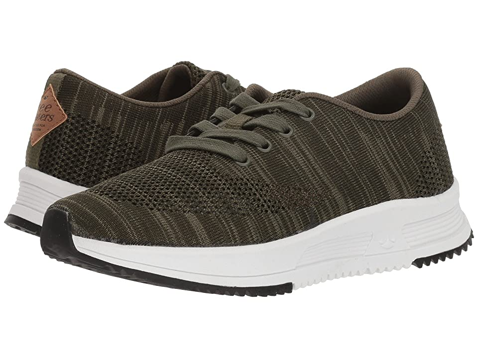 Freewaters Sky Trainer Knit (Olive) Women