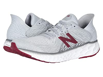 New Balance Fresh Foam 1080v10 (Summer Fog/Neo Crimson) Men