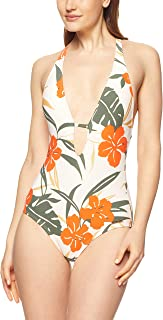 Vince Camuto Women's V-Neck ONE Piece, Shell