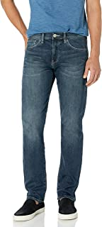 A|X Armani Exchange Straight Fit Jean For Men, Blue, 32