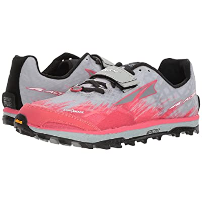 Altra Footwear King MT 1.5 (Gray/Pink) Women
