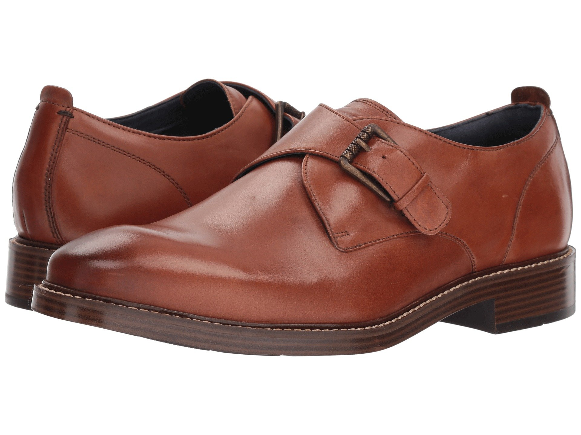 Cole Haan Kennedy Single Monk Strap Oxford