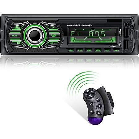 X Reako Autoradio Mit Bluetooth Freisprecheinrichtung 7 Elektronik