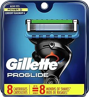 Gillette ProGlide Men's Razor Blade Refills, 8 Count