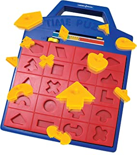 Winning Fingers Shape Toy Puzzle Game – Pop Up Board Game with Shape Puzzles - Great Educational Toy Geared for Kids Ages ...