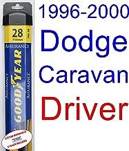 1996-2000 Dodge Caravan Wiper Blade (Driver) (Goodyear Wiper Blades-Assurance) (1997,1998,1999)