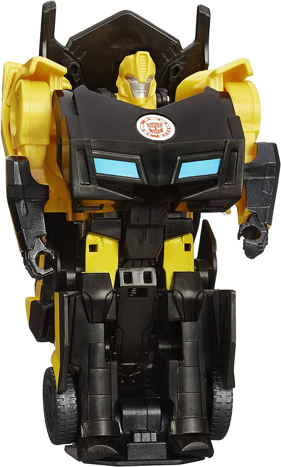 saludable Transformers Robots in Disguise 1-Step Changers Night Ops Bumblebee Figura Figura Figura  productos creativos