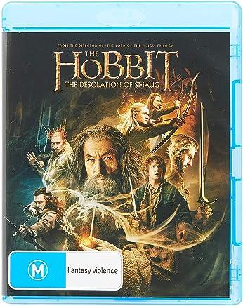 Hobbit Desolation Of Smaug (Blu-ray)