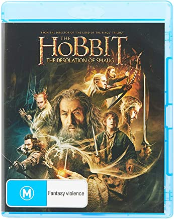 Hobbit Desolation of Smaug BD