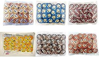 International Delight Liquid Creamer Singles - 6 Flavor Assortment (144 Pack) *Custom Leak Resistant Packaging* (Chocolate...