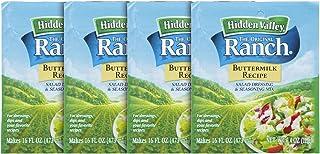 Hidden Valley The Original Ranch Salad Dressing Mix - Buttermilk - 0.4 oz - 4 pk
