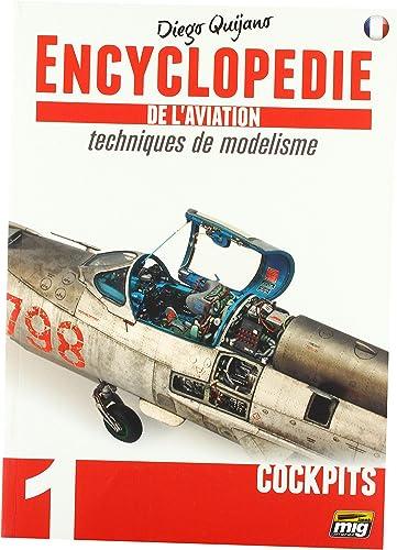 Ven a elegir tu propio estilo deportivo. AMMO MIG-6070 - - - Enciclopedia de técnicas de Modelado de avión, Vol.1 – Cockpits francés  descuentos y mas